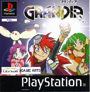 Screenshot Thumbnail / Media File 1 for Grandia [NTSC-U] [Disc1of2]
